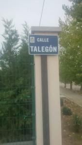 CALLE TALEGON